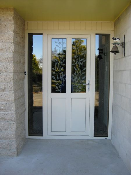 New Timberview Aluminium Door | Fairview South Otago